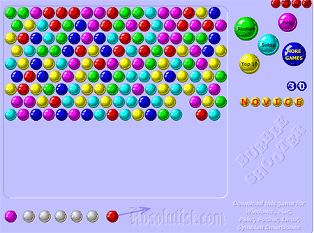 all free bubble shooter game downloads