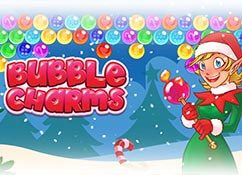 Bubble Charms noël