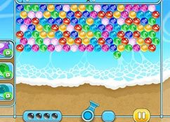 Bubble Shooter Beach Pop