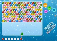 Bubble Shooter Noël