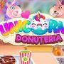 Unicorns Donuteria