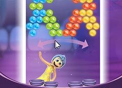 Inside Out Bubble Shooter