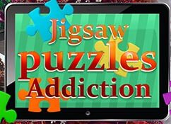 Jigsaw puzzles addiction