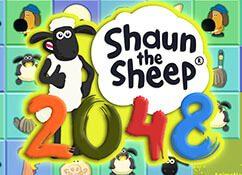 Shaun The Sheep 2048
