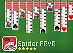 Spider Solitaire FRVR