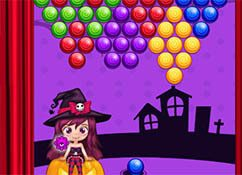 Spooky Bubble Shooter